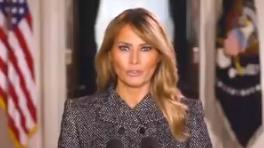 Melania Trump tager afsked med rollen som USA`s...