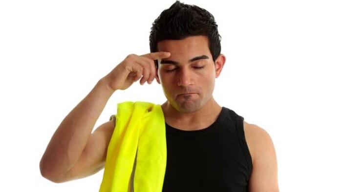 Brevkasse: Hård træning giver mig migræne | Krop | DR