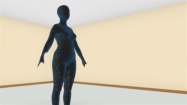 Mobilen laver 3D-model af din krop