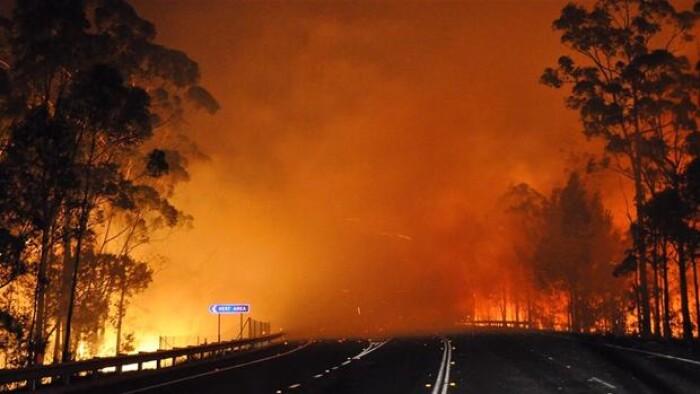 Danske turister: Pas på hedebølge og brande i Australien | Udland | DR