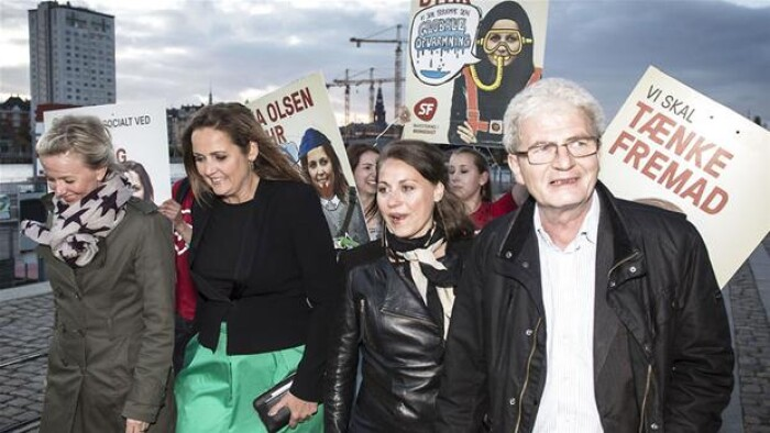 Holger K får en ny omgang i folketinget | Valg2015 | DR