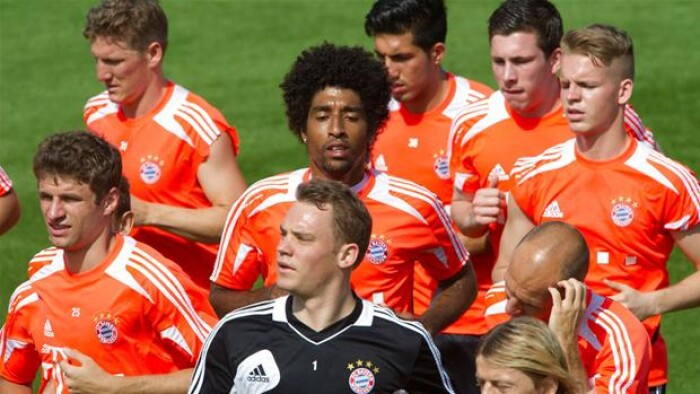 Komet Bayern