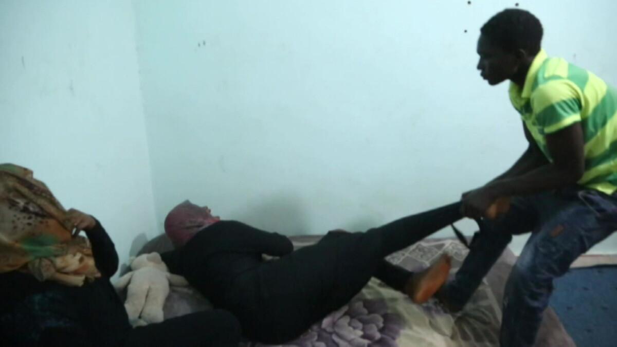 b9bd4b1e Forsker: EU-lande har overhørt advarsler om overgreb på migranter i Libyen  | Indland | DR