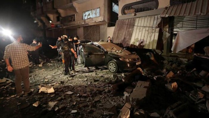 Israelske styrker dræber militskommandør i hans hjem i Gaza