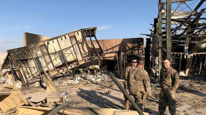 Træningen af irakiske soldater genoptages 1. marts