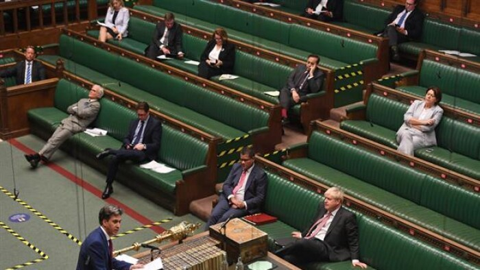 Britisk Underhus godkender kontroversielt lovforslag