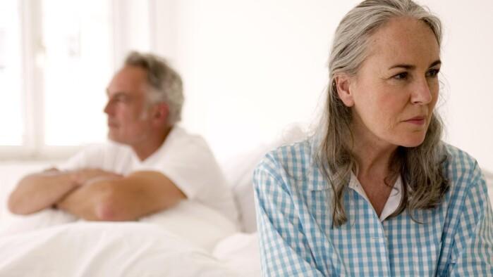 BREVKASSE Hjælp, min kone mener, vi er for gamle til sex