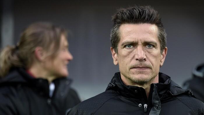 Nils Nielsen stopper som landstræner med øjeblikkelig virkning   Kvindelandsholdet   DR
