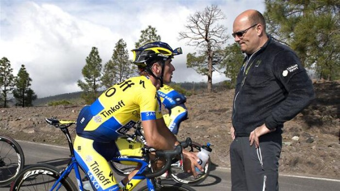 Riis stræber efter mindeværdigt år | Cykling | DR