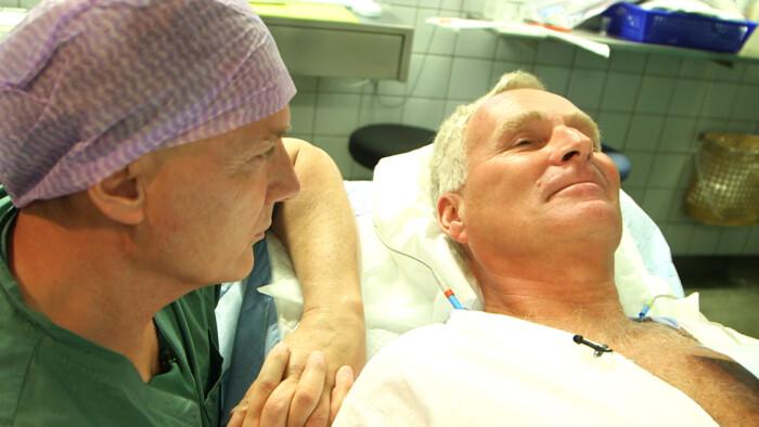 HPV-virus gav Claus kræft i mandlerne | Indland | DR