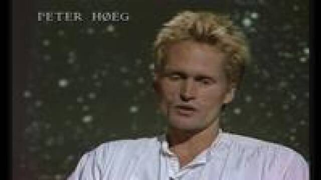 Peter Høeg om at søge det absolutte