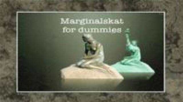 Marginalskat for dummies